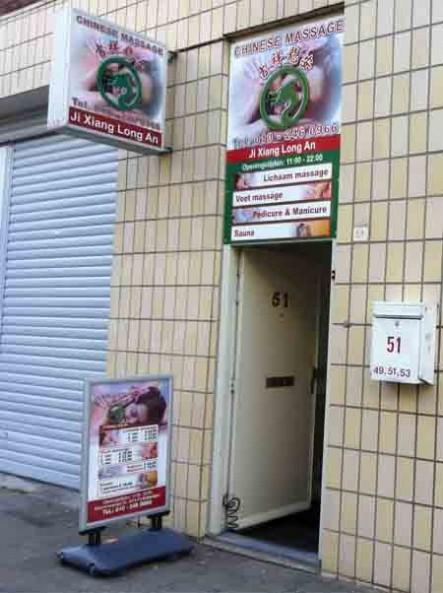 Chinese Massage Rotterdam