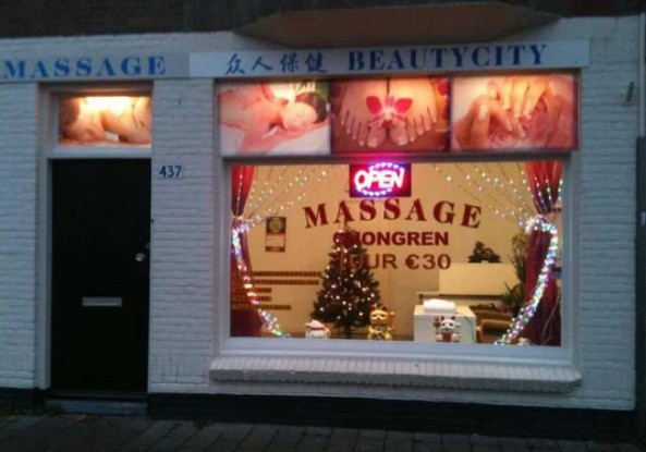 Chinese Massage Journaal