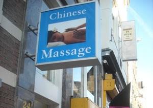 dag tijd massage slavernij