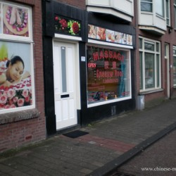 Chinese Massage SneeuwRoos