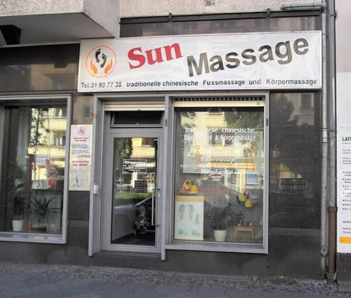 China massage nrw