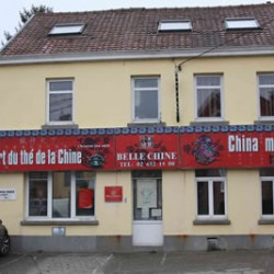Chinese massage Belgie