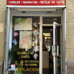 Chinese massage Barcelona