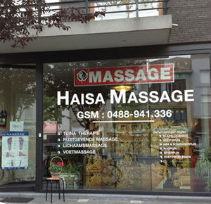 Chinese Massage Antwerpen