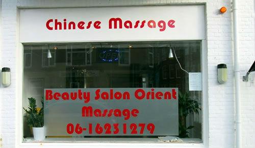 Massage Salon Scheveningen