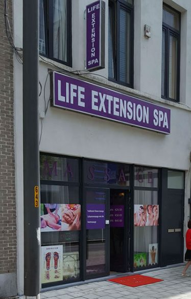 life-extension Spa