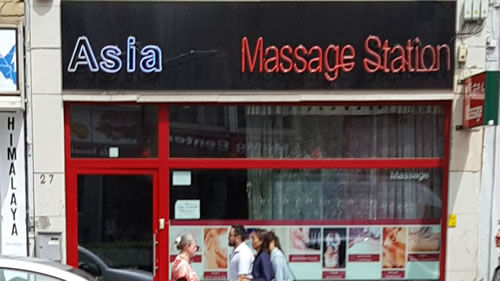 Asia Massage Station