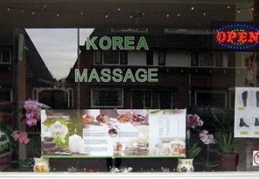 korea massage