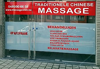 chinese massage aalst
