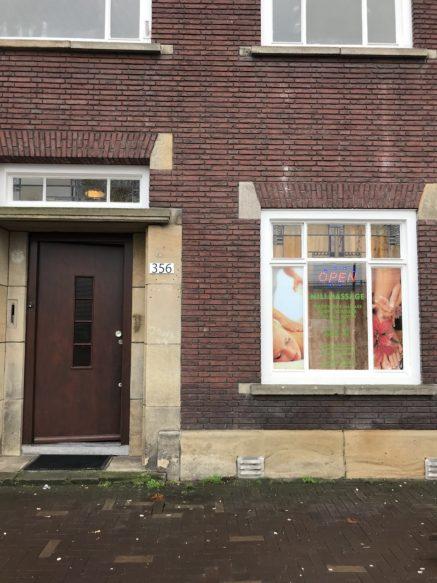 plaats massage rijden in Tilburg