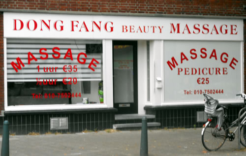 Beauty en Massage in Rotterdam