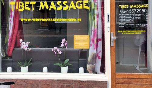 Tibetaanse ontspanningsmassages in Groningen