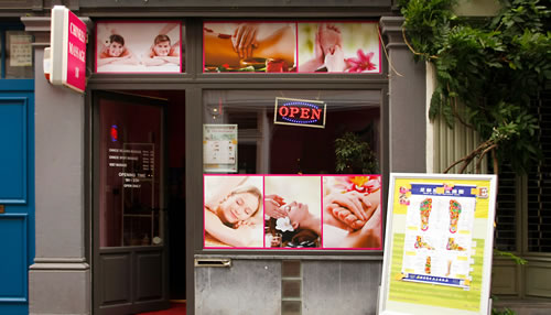 Chinees Massage 18 Brussel