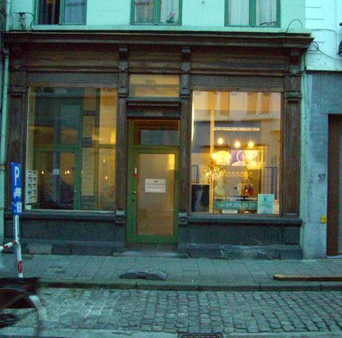 Yin Yang Massage in Gent